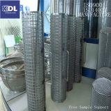 Filtro del tubo del cilindro del acoplamiento de alambre de la hoja de metal perforada/de acero inoxidable