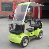 Huajiangの新しいエネルギー4 Roundurbanの余暇の電気自動車