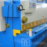 Máquina de estaca de corte da guilhotina hidráulica, tesouras da placa