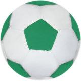 PVC Machine Stitched Football di White e di verde