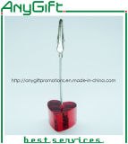 Lovely Note Clip with Resin Holder com logotipo personalizado 1