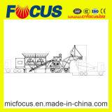 Vente chaude ! Focaliser usine de traitement en lots concrète mobile/portative de Yhzs75