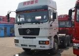 Shacman 10 Wheeler tête chariot tracteur
