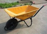 Wheelbarrow pneumático da roda de Struction da construção da boa qualidade (Wb6401)