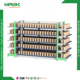 Standard European Supermarket Shelving Gondola Metal Shelving Display