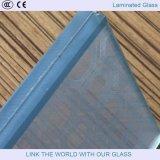 薄板にされたガラスかガラスの囲うか、またはガラス塀