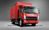 Caminhão da caixa de HOWO, caminhão leve, mini caminhão