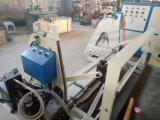 비 길쌈된 접착 테이프 최신 용해 접착성 코팅 기계