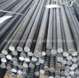 Barre en acier de barre d'acier déformée à roulement de précision (HRB500, HRB400)