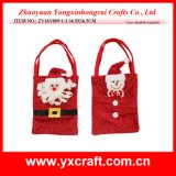 Carregador da decoração do Natal (ZY16Y244-1-2) para o dia de Natal