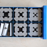 Hydraulischer Schlauch-Presse-Maschinen-Schlauch-Bördelmaschine-China-Hersteller