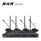 4チャンネルの高品質の会議システムのBu840