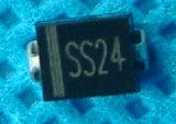 Диод выпрямителя тока 1A Schottky случая Minimelf 60V Sm5819