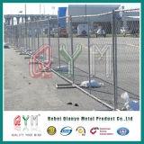 China-Fabrik-temporärer Kettenlink-Zaun/entfernbarer Kettenlink-Zaun