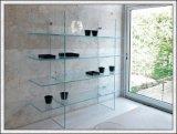 Étagère en verre / étagère trempée Verre / étagère étagée Verre pour lavage / coin / Réfrigérateur