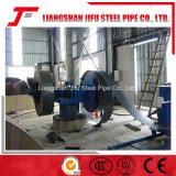 高周波によって溶接される炭素鋼はラインを配管する