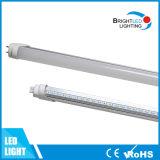 UL 승인되는 T8 LED 형광등 100lm/W LED 관