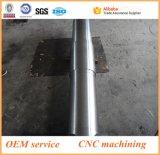 Il CNC di precisione che lavora la smerigliatrice alla macchina d'acciaio personalizzata dell'albero flessibile lavora l'asta cilindrica flessibile del trivello