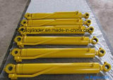 CT45幼虫のローダーの水圧シリンダ、アームシリンダー、ブームシリンダー、バケツシリンダー