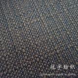 Sofa를 위한 Polyester Backing를 가진 합성 Linen Fabric