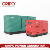 generadores silenciosos de la energía eléctrica de 200kVA/160kw Oripo con la reconstrucción del alternador