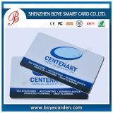 Cartão plástico aprovado do GV para o cliente