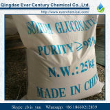 Gluconato industrial do sódio da classe usado para o agente de limpeza de superfície de aço