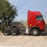 LHD/Rhd HOWO 6X2 336HP Traktor-LKW/Schlussteil-Kopf