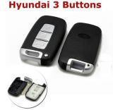 per Hyundai Smart Remote Key Shell 3 Buttons
