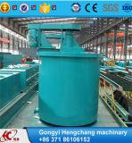 Équipement du réservoir d'absorption de lixiviation à double impulsion pour l'or