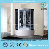 En acrylique de luxe Massage complet du boîtier de douche à vapeur (BLS-9847)