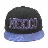 O melhor Selling Hip Hop Hats com 3D Embroidery