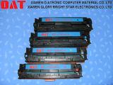 Cartouche de toner couleur compatible pour une utilisation dans HP CM2320 (CB540A-CB543A)