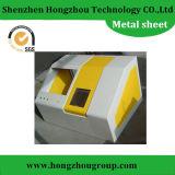 Kundenspezifisches hohe Präzisions-Metallgehäuse-Blatt zerteilt Shenzhen-Hersteller