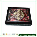 高品質の包装および記憶のための古典的な木のギフト用の箱
