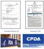 Traitement vasculaire de chargement initial de Shr avec du ce médical, le Tga et la FDA