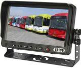 """7 """"monitor de visión trasera IR de copia de seguridad del sistema de cámara reversa Tractor, máquina agrícola."""