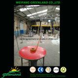 Lipping bord de PVC pour Furmiture avec Wood Grians et Solid Color
