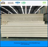 ISO, SGS одобрил 250mm выбитую алюминиевую панель сандвича PIR (Быстр-Приспособьте) для замораживателя холодной комнаты холодной комнаты