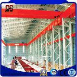 Полуфабрикат здание стальной структуры или структура Peb стальная для сбывания