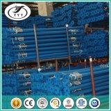 Tipos de andamios de acero Gi/ajustable para la venta prop.