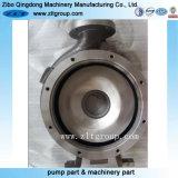 Enveloppe centrifuge de pompe de Durco en acier inoxydable