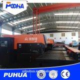 Perforation de la tourelle de la machine CNC de perforation pour des meubles de la machine