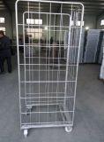 Lager-Stahlmaschendraht-Rollenrahmen