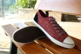 2016 zapatos de lona de goma de Outsole del estilo básico (SNC-02079)