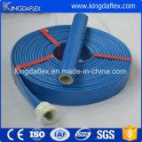 Manicotto della fibra di vetro del manicotto del fuoco con il rivestimento di gomma in silicone