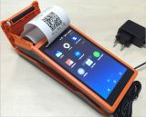"""5.5 """" 소형 Andriod POS 단말기 PDA"""