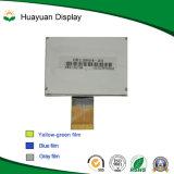 Visualización de pantalla del LCD de la visualización de color 37pin del brillo 160