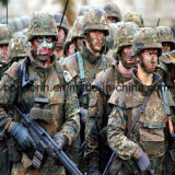 Fibra usata militare di alta tenacia eccellente di UHMWPE tinta stimolante