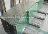 Прокатанное стекло или стекло мебели для здания и защитного стекла